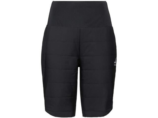 Odlo Millennium S-Thermic Spodnie krótkie Kobiety, black